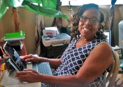 Photo2 Virtual Computer Lesson - Woman (1)