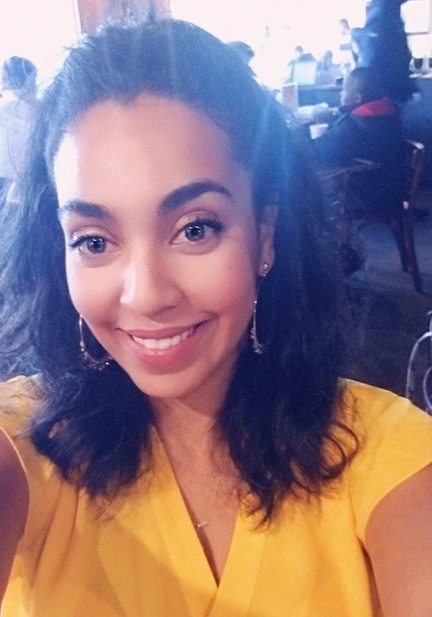 Pinellas Coordinator Mariam Achalaoune
