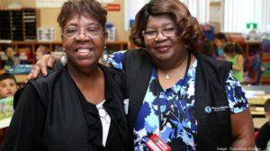 TBBJ Non-Profit of the Year-Sylvia Maxwell and Gladys Everett-Jun 10,2016