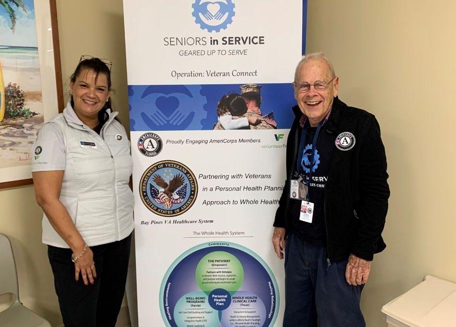 Veterans Helping Veterans through Whole Health!