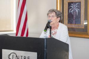 Volunteer speaker