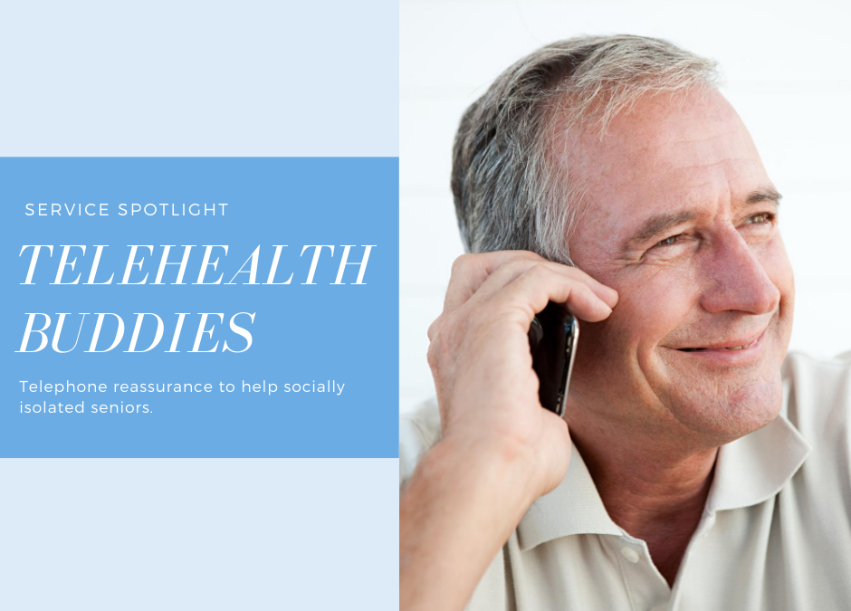 TeleHealth Buddies: Supporting Seniors with Chronic Disease